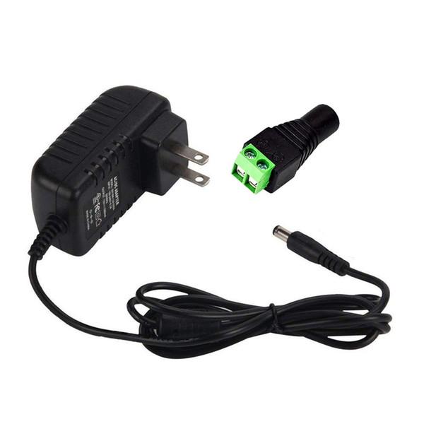 Adaptateur d'alimentation universel à courant alternatif, 12 V 1A 2A 3A 5A 6A 10A Adaptateur Connecteur 5.5