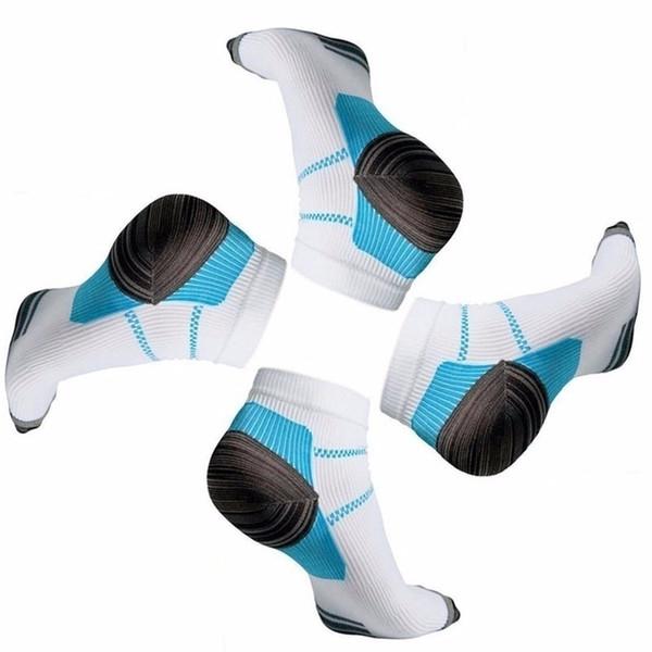 New designer foot riding socks men's compression football socks running Sweat-absorbent