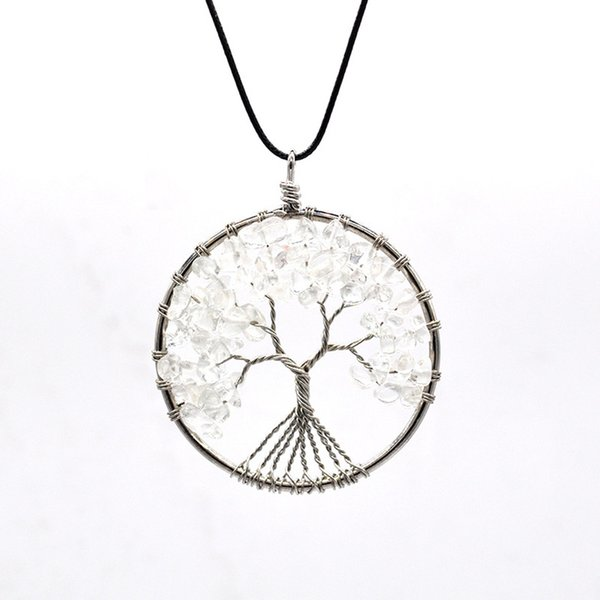 Tree of Life Pendant Necklace 16