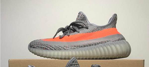 v2 beluga grey orange