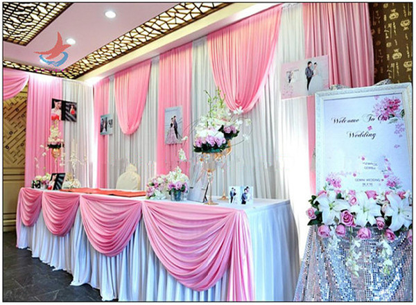 2019 Wedding 3mx6m Backdrop Stage Background Mariage Decoration Compound Wedding Background Wedding Stage Decor From Easy2019 13367 Dhgatecom