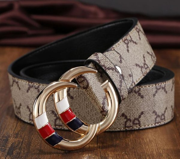 2019 Belts Luxury Designer Belt For Women Men G Big Buckle Top Fashion Womens Leather Wholesale Corset Concho From Plh868686