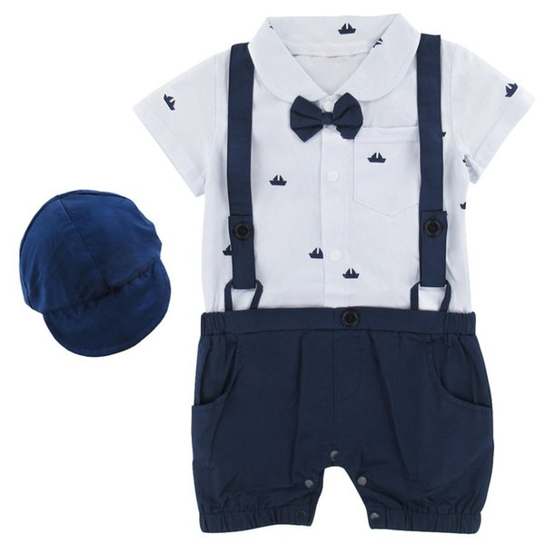 Romper with Hat-2