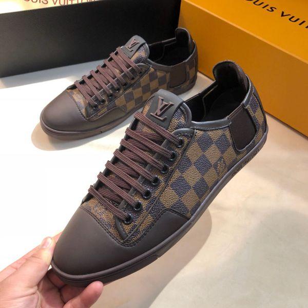 2019 Yeni lüks tasarımcı ayakkabı Moda klasik eski çiçek rahat ayakkabılar ile en kaliteli sneakers erkekler için koşu ayakkabısı