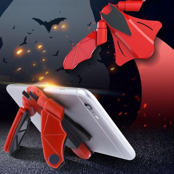 Bat pliable guerrier PUBG jeu mobile pour iPhone xiaomi samsung Android IOS téléphone Gamepad Transport Controller feu Joystick Poignée