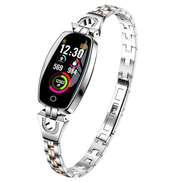 H8 Smart bracelet_Silver