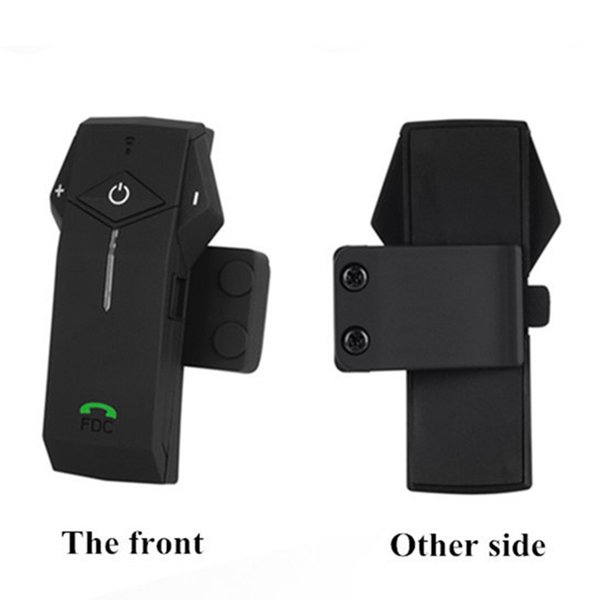 1000m Bluetooth Walkie-Talkie-FM RC NFC Verknüpfbar Adapter 3 Party Link 2 Personen Schalter