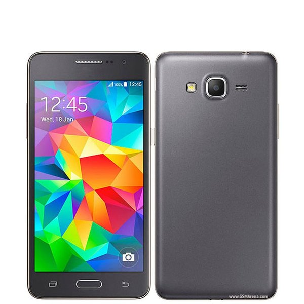 Quad core 4G network 1G 8G Rom 8MP bar unlocked phone Camera Android 4.4 G530 by 5 inch cell phone smart phone