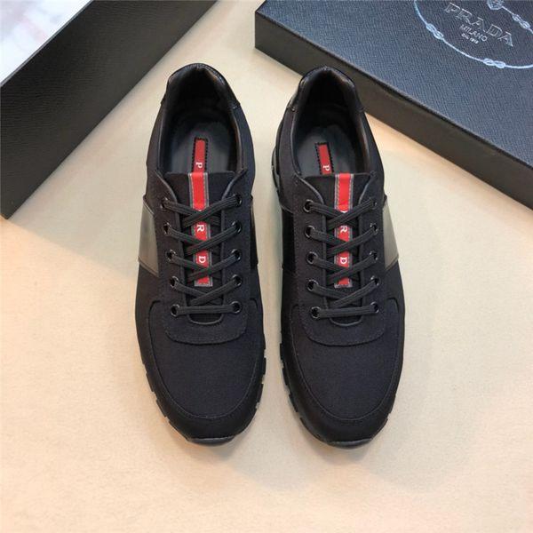 2019 marka Ucuz erkek elbise ayakkabı tasarımcısı loafer'lar erkek ayakkabı erkekler lüks ayakkabı Bez ve deri iç içe moda eğlence erkekler tercih