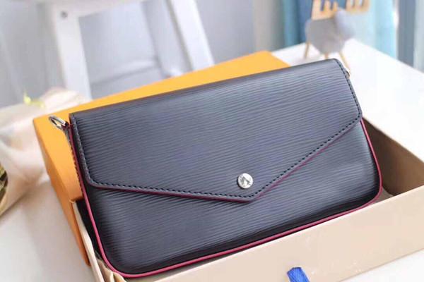Бесплатная доставка новых прибытия моды сумка женщины плечо натуральная кожа размер кошелек цепь сумка сумка женские сумки винтажные 22см Crossbody