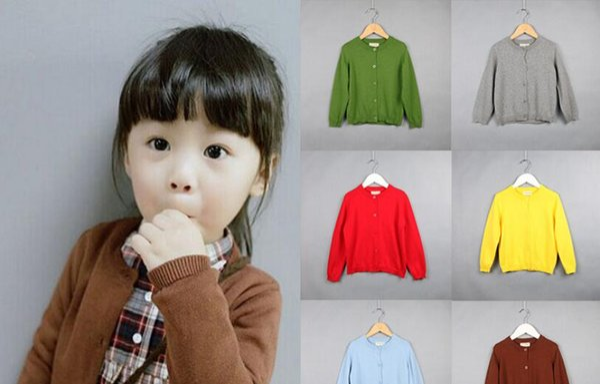 Hoodie New Children's clothing boys boy girl sweater coat baby sweater handsome children's jacket kids cotton clothes tops