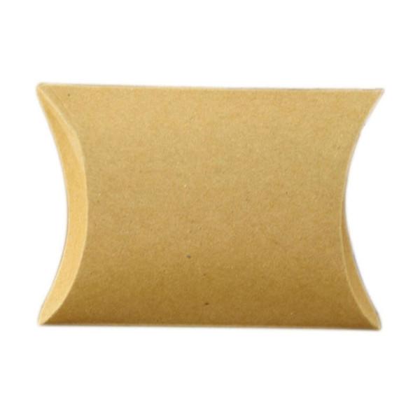 Box Cuscino di carta della festa di compleanno favore del regalo di nozze Candy Bag Pratico cuscino di alta qualità