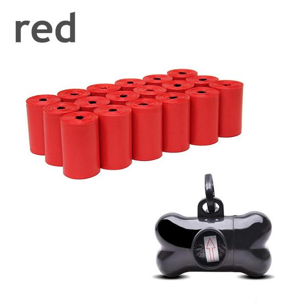 الأحمر كما صور