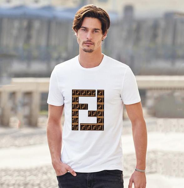 D2019 NUEVO Summer Wear Men 3D Camiseta Impresa Venta Caliente Cuello Redondo Mangas cortas mujeres Tops Hombre Camisetas Algodón camiseta de los hombres Ropa