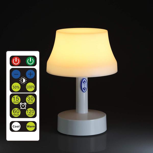 Control Lámpara RemotoLuz LED WRalwaysLXLámpara BateríaTono Regulable Cálido Moderna Con Con De De Luz Escritorio Mesa Noche Compre Frío De De R5Aqjc3LS4