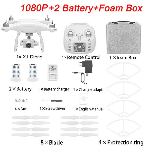 1080P 2 Batteries