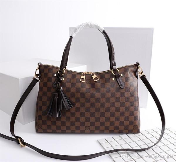 2019 Latest Fashion Bags, Men And Women Shoulder Bags, Handbags, Backpacks, Crossbody Bag, Fanny Packs Size :35cm*24cm*14cm N40022 001
