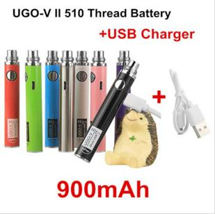 UGO-V2 900mah Battery & USB