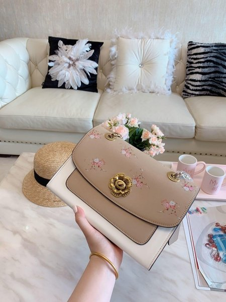 Rosa Sugao Luxo Cadeia Ombro Designer Crossbody Bag 2019 Famosa Marca Mulheres Bolsas E Bolsa Mletter Novo Estilo 0718