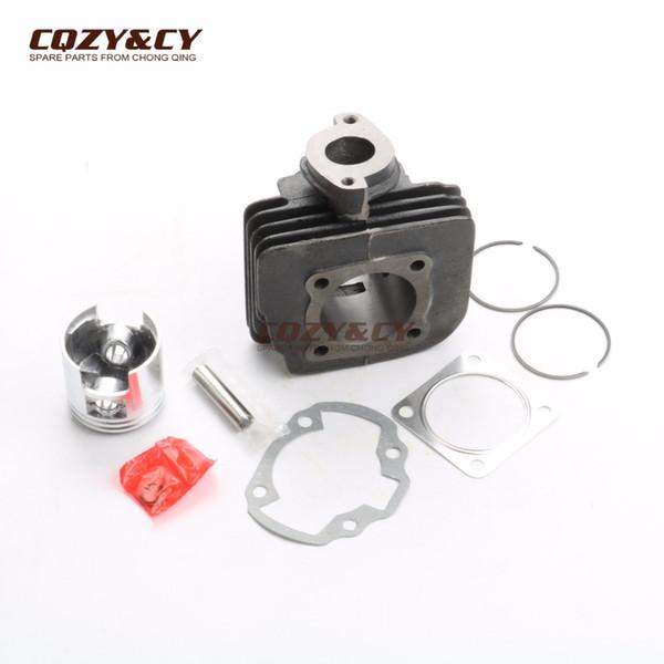 70cc Big Bore cilindro Barile Kit Pistone Gruppo Termico Guarnizione per TGB 101R 101S 203 303R consegna F409 Laser R50X 50 47 millimetri / 10mm