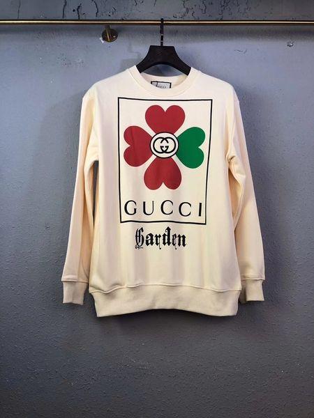 Womens Hoodies Sweatshirts Long Sleeve Hooded Sweater Letter Print Hip Hop Pullovers Streetwear Mens TFGUCCI Tracksuit
