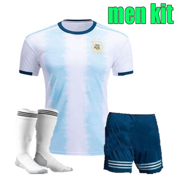 2019 Inicio hombres kit