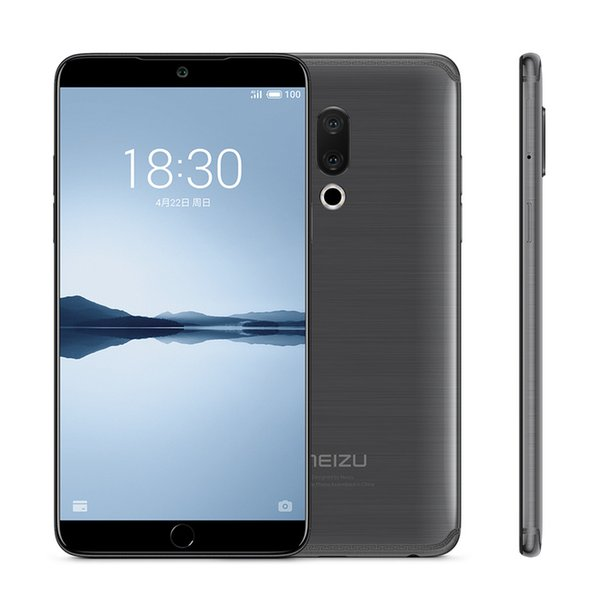 "Original Meizu 15 Plus 6GB 128GB Exynos 8895 Octa Core 5.95"" 2560x1440P Fingerprint Fast charger mEngine 4G LTE Smart Phone"