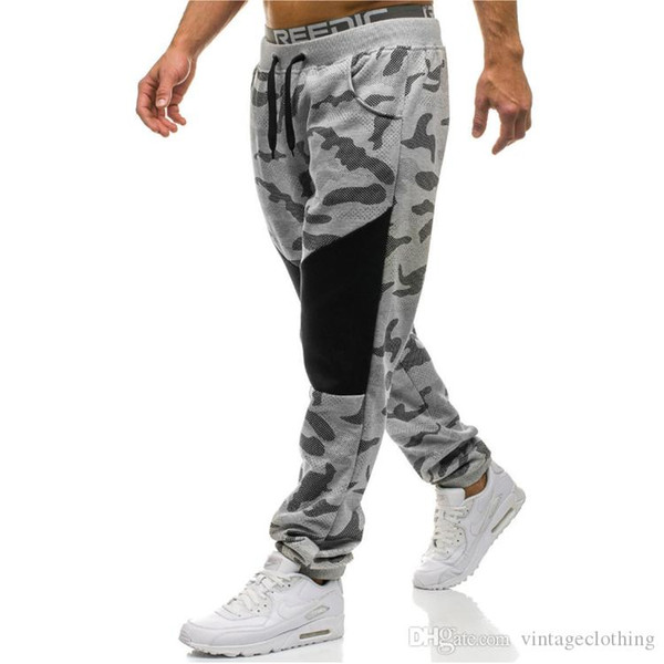 new high quality where can i buy look for 2019 Men Pants Casual Pants Male Straight Camouflage Trousers ...