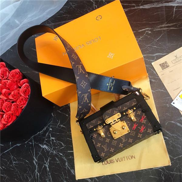 New Hot Sale Fashion Handbags Sacs femme Sacs à main Portefeuilles femme Sac en cuir Sac à bandoulière simple # 12332