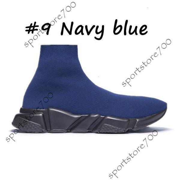 # 9 Azul marinho