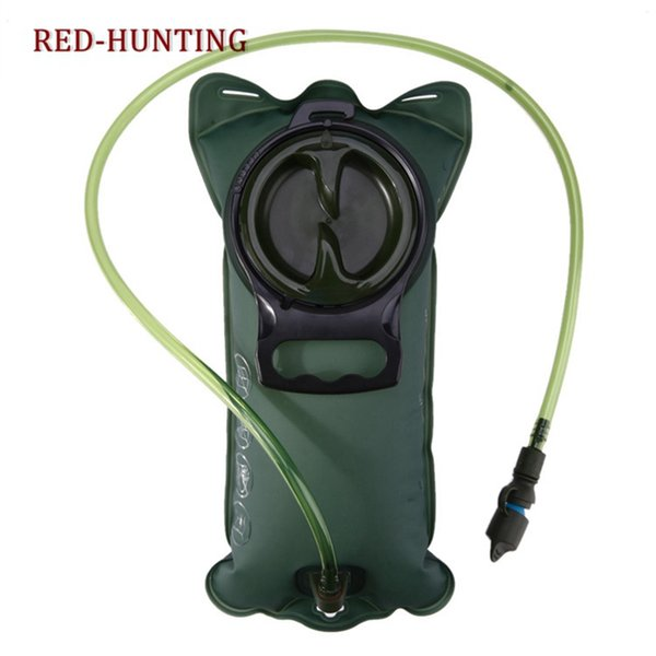 top popular TPU Bicycle Mouth Sports Water Bag Bladder Hydration Camping Hiking Climbing Green camelback 2019