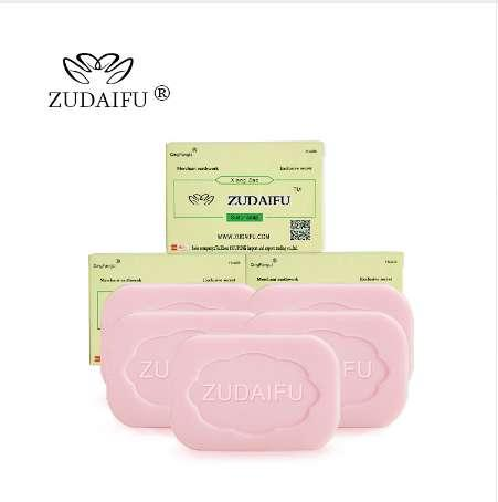 ZUDAIFU Sulfur Soap Skin Conditions Acne Psoriasis Seborrhea Eczema Anti Fungus Bath Whitening Soap Shampoo Handmade Soap
