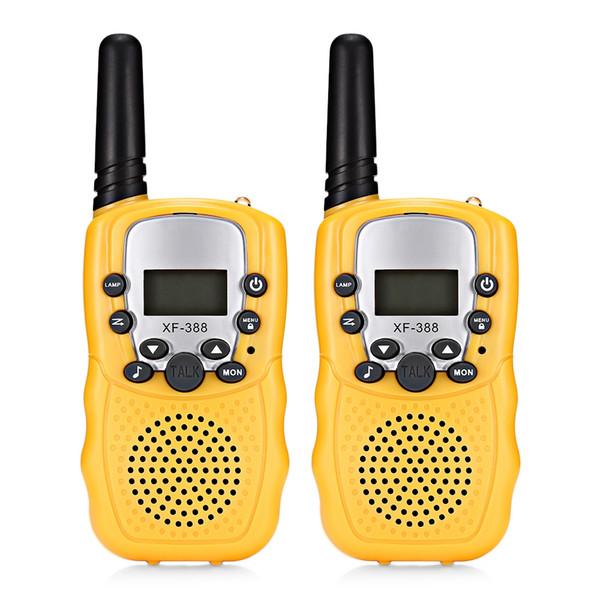 Children Walkie Talkies 2 Way Radio 3KM Range 8 Channels Kids Child Mni  Handheld Toys Portable Walkie Talkie Hot Sell VB Boys Walkie Talkies Barbie