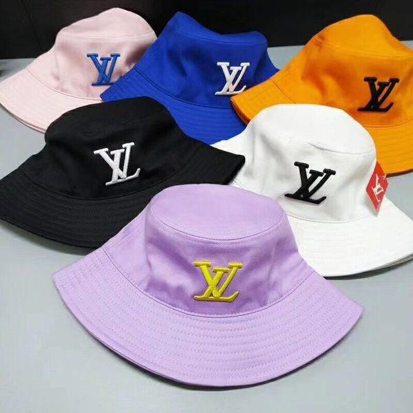 2019 Designer Mens Baseball Caps New luxury Letter Hats Embroidered bone Paris Men Women casquette Sun Hat gorras Sports Cap Drop Shipping