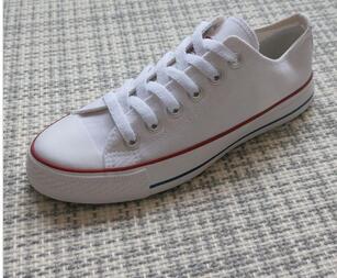 2019 New star big Size 35-46 Scarpe casual Low top Style stelle sportive chuck Scarpe classiche Sneakers in tela Scarpe uomo / donna Canvas