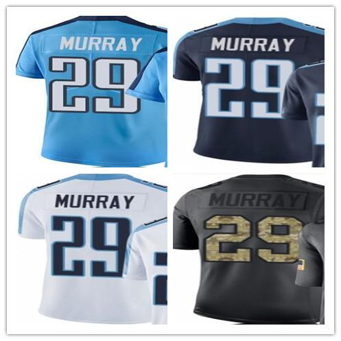 sports shoes f967c 166eb 2019 Custom 2018 Tennessee Titan Sport Rugby Clothing 29 DeMarco Murray  Men/WOMEN/YOUTH Outdoor Clothing Legend Rush Baseball Jersey From Kksupper,  ...