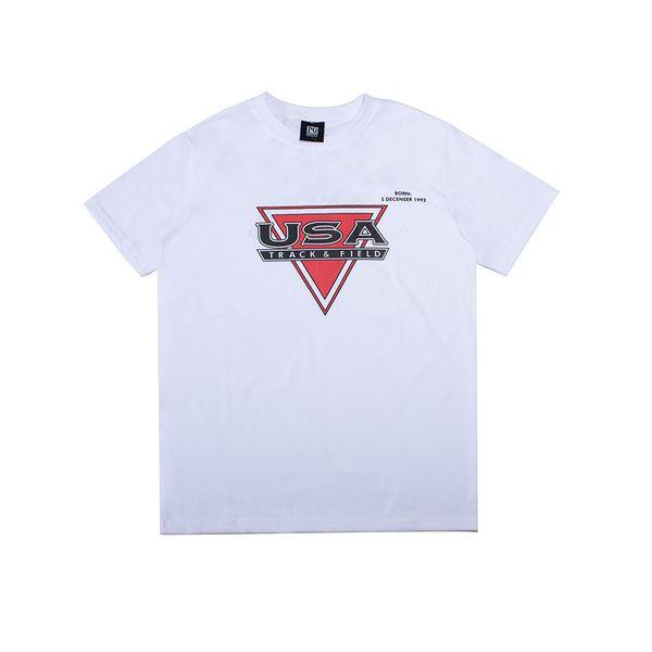 Trilha de verão e Campo de Polo Carta Impresso Manga Curta Camisetas Quick Dry T-shirt Casual Correndo Mens Tops