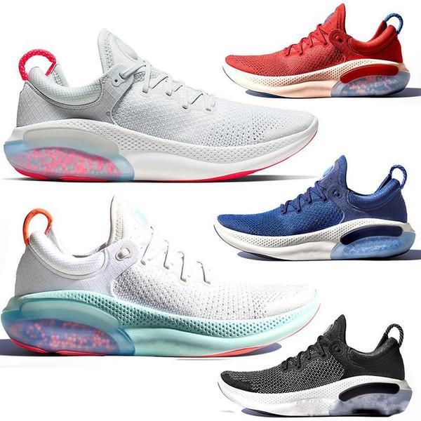 Joyride кроссовки для мужчин Платина Оттенок университет Red Racer синий основной черный Мода Мужские тренер Спортивный Спорт Sneaker Размер 40-45