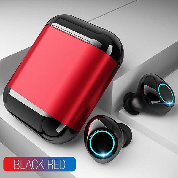 S7 bluetooth kopfhörer tws ohrhörer drahtlose bluetooth kopfhörer stereo headset bluetooth kopfhörer mit mikrofon lade box