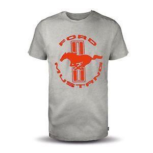 Estilo de vida Ford: camiseta de manga larga, gris / rojo XL 35021289