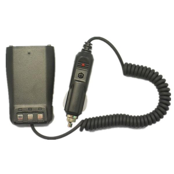 Marque Baofeng Batterie Eliminator Chargeur voiture pour Baofeng UV-B5 UV-B6 Rupture de stock