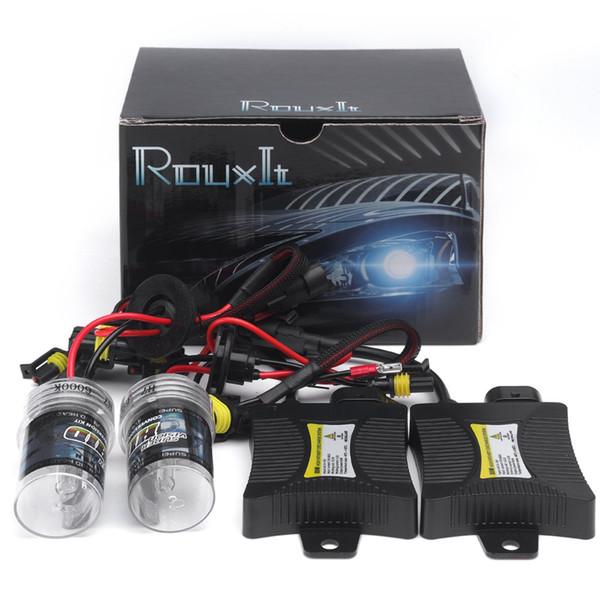55W hid kit xenon H7 6000K 55W 8000K HID H7 xenon kit 4300K 10000K 12000K headlight bulbs conversion