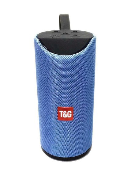 Factory explosively TG113 fabric bluetooth speaker outdoor waterproof plug card audio dual speaker subwoofer manufacturer direct sales