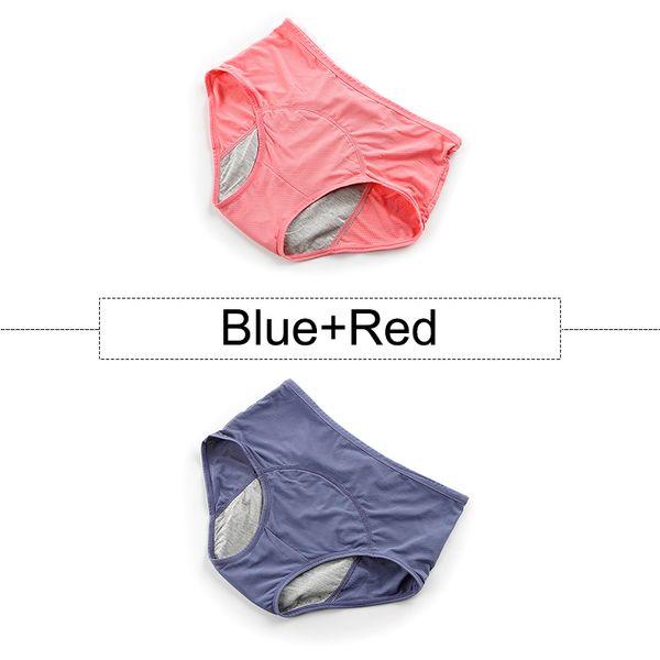 Azul Rojo