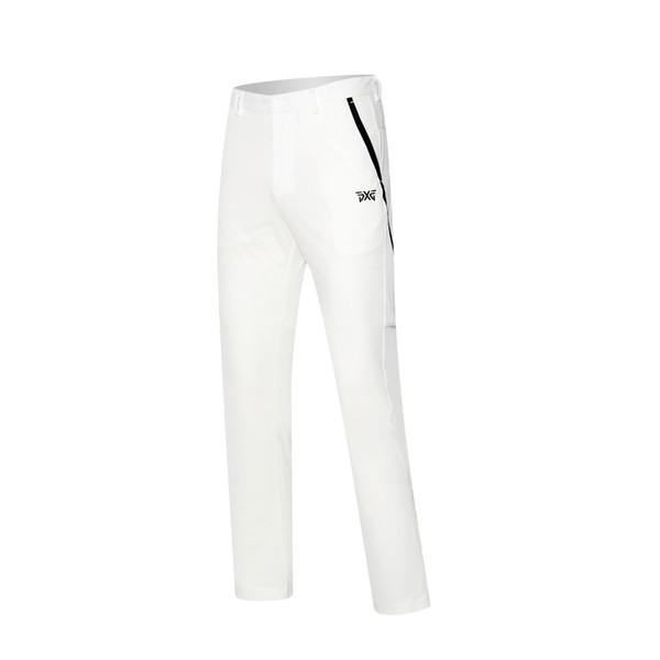 2019 New Golf Pants Men Outdoor Sports Trousers Spring Korean Slim Long Pants Golf Clothing 4 Colors Men Training Pants0311