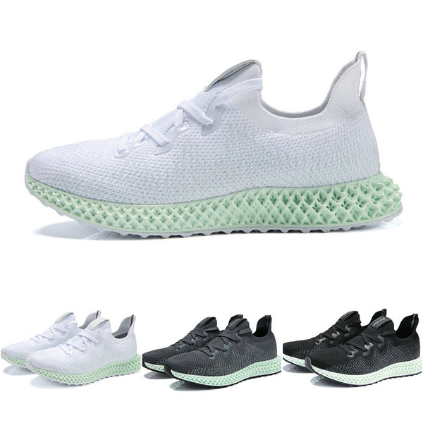 Uomo 4d Da Aero Ash Authentic Release Novità Alphaedge Acquista Ltd Nero 2019 Green Corsa Casual Sneakers Scarpe Futurecraft Core R354AjqL