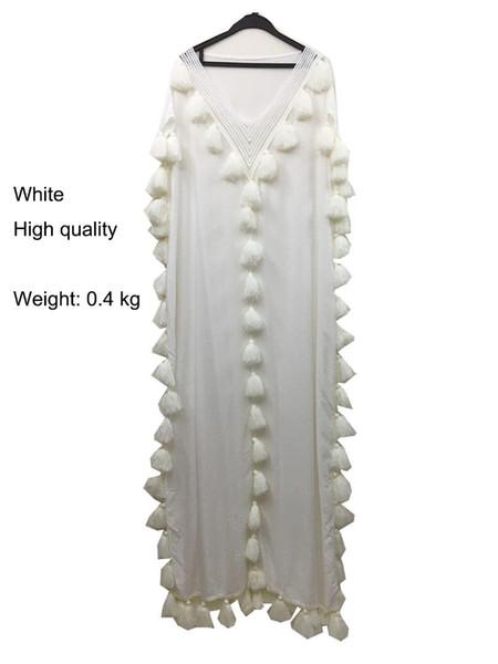 Branco de alta qualidade Tamanho