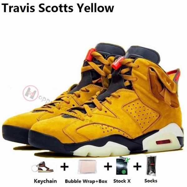 4 Travis Scotts jaune