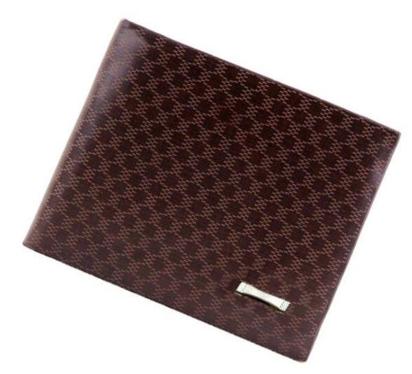 Purse For Men Leather Men's Wallets Thin Male Wallet Card Holder Cowskin Soft Mini Purses