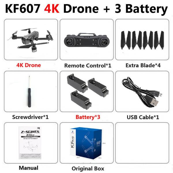 Kf607 4k 3B Box